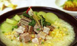 Cách nấu cháo lươn với đậu xanh đơn giản mà đậm đà hương vị