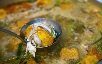 Cách nấu lẩu hột vịt lộn – hương vị mới mẻ cho mùa đông lạnh giá