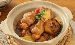Cách làm gà kho gừng đơn giản chỉ với 3 bước cho bữa cơm gia đình