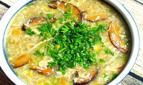 Cách nấu súp gà thơm ngon bổ dưỡng đơn giản bất ngờ