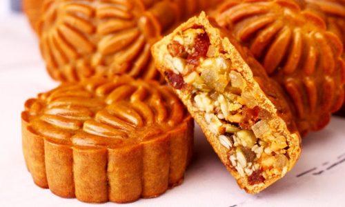 Cách làm bánh trung thu thập cẩm đơn giản với ngon khó cưỡng
