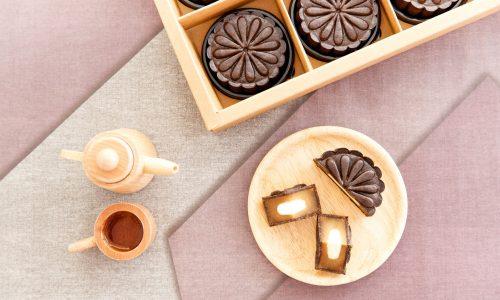 Cách làm bánh trung thu Tiramisu đơn giản, thơm ngon